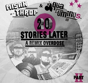 20 Stories Later Remix Part 2 Cover