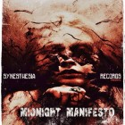 Synesthesia Records - Midnight Manifesto - Cover