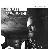 DEAD Magazine Issue IV (Mag + CD)