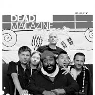 "DEAD Magazine Issue V (Mag + 7"")"