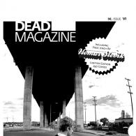 "DEAD Magazine Issue VI (Mag + 7"")"